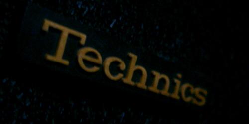Technics SB-240 Front Logo