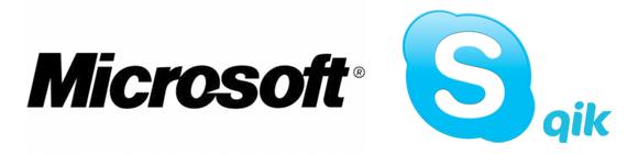 Microsoft が Skype を買収