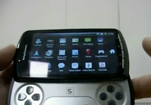 PlayStation Phone Zeus Z1-PlayStation Icon